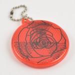 Цвет: КрасныйПодвеска: Роза