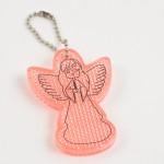 Цвет: КрасныйПодвеска: Ангел