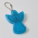 Цвет: СинийПодвеска: Ангел